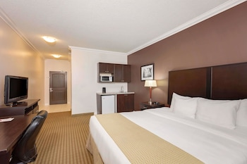 Accessible Room, 1 King Bed With Sitting Area, Non Smoking