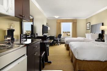 Kitchenette Room, 2 Queen Beds, Non Smoking