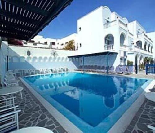Hotel Lignos, South Aegean