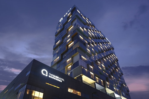 . The Qube Hotel Shanghai Pudong