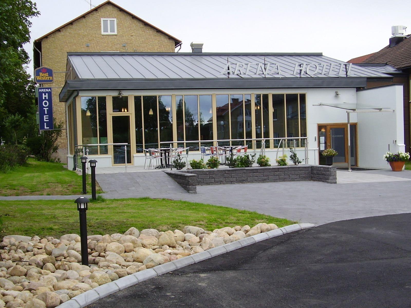 Best Western Arena Hotell, Vänersborg
