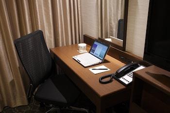モデレート シングルルーム 禁煙 (23階以上) スパアクセス付き|JR タワーホテル日航札幌
