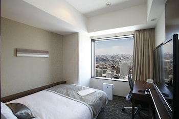 モデレート シングルルーム 禁煙 (23階以上)|JR タワーホテル日航札幌