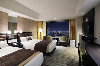 モデレート ツインルーム 禁煙 (23階以上)|30㎡|JR タワーホテル日航札幌