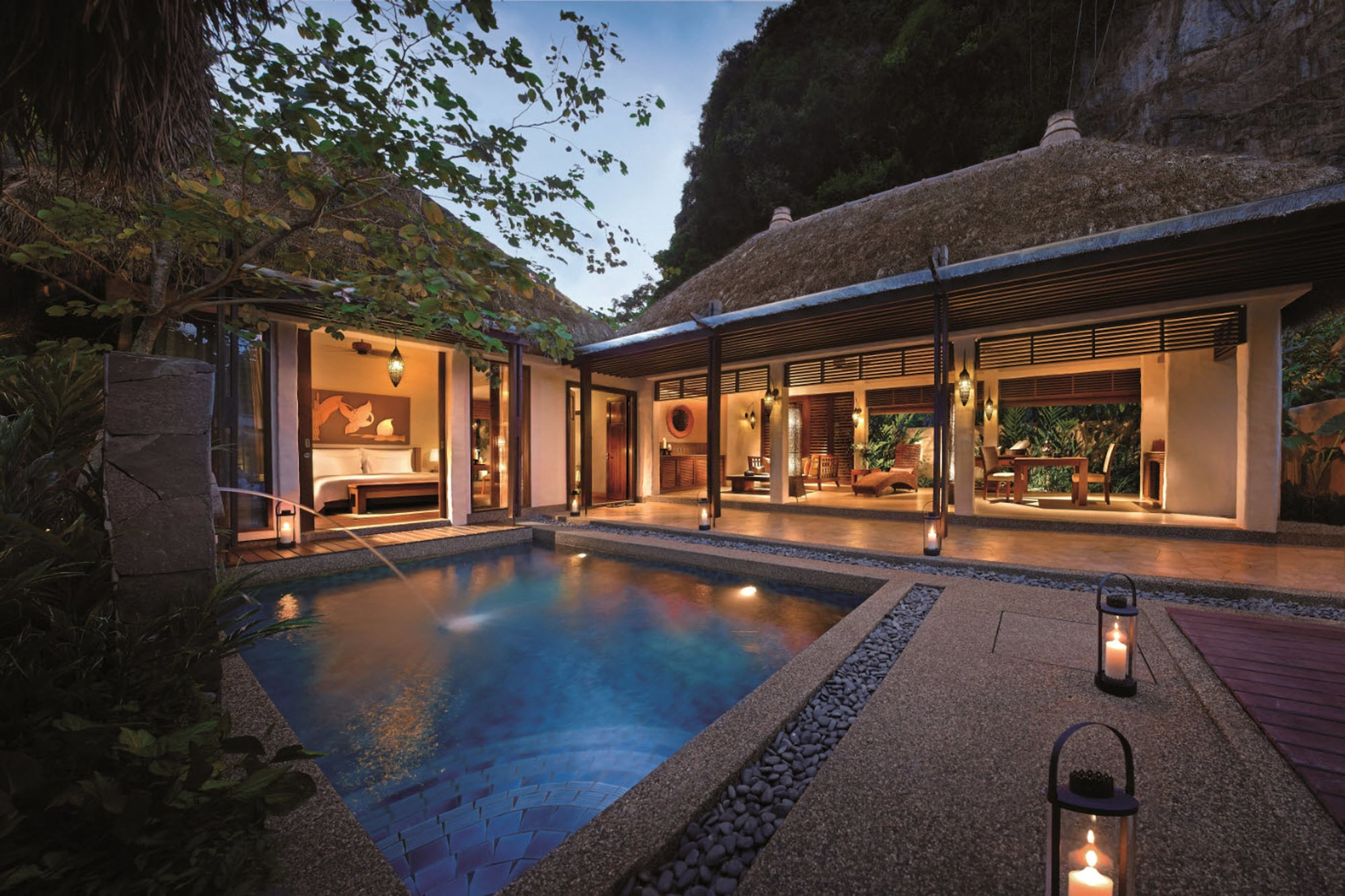The Banjaran Hotsprings Retreat, Kinta
