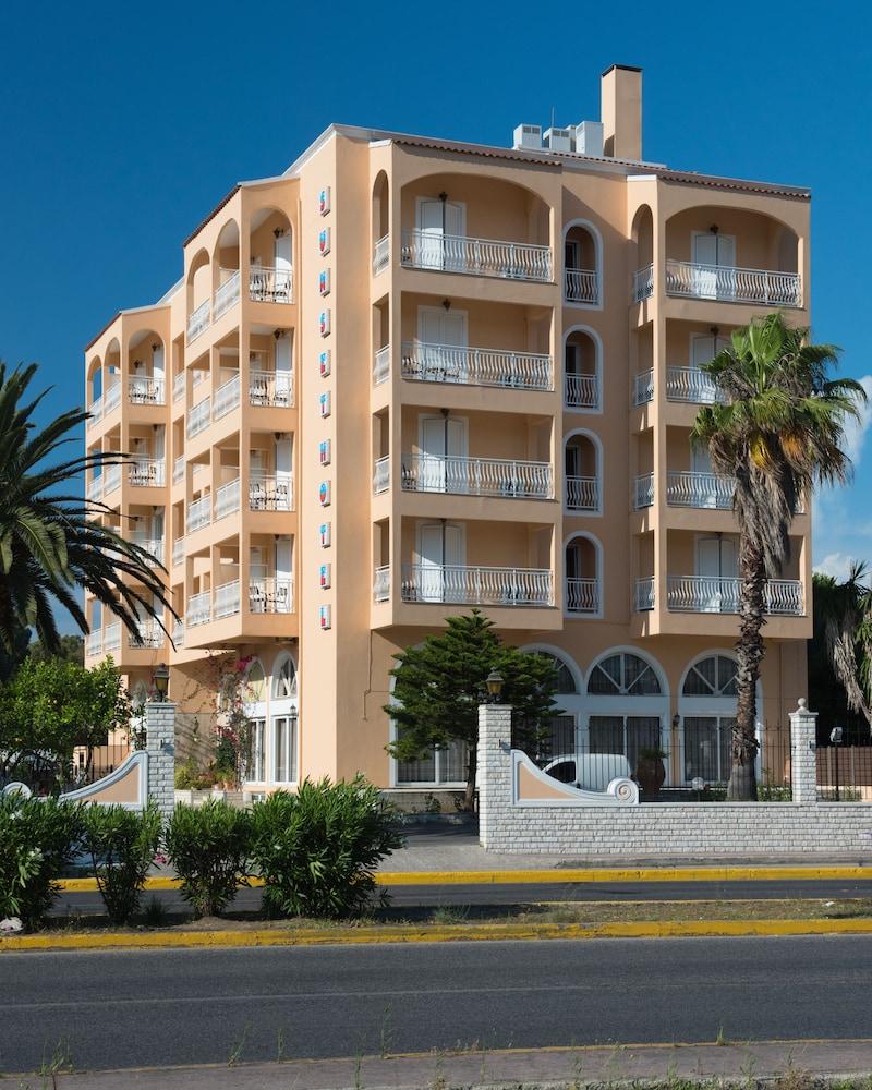 Sunset Hotel Corfu
