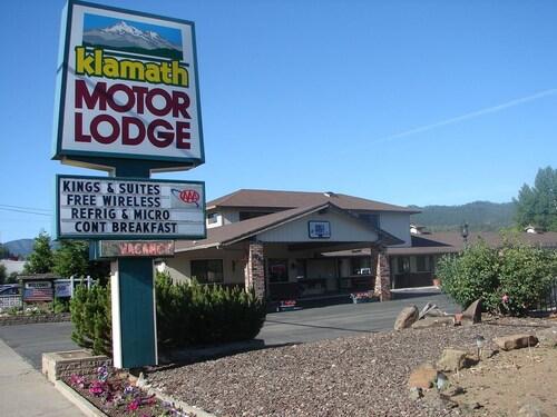 Klamath Motor Lodge, Siskiyou