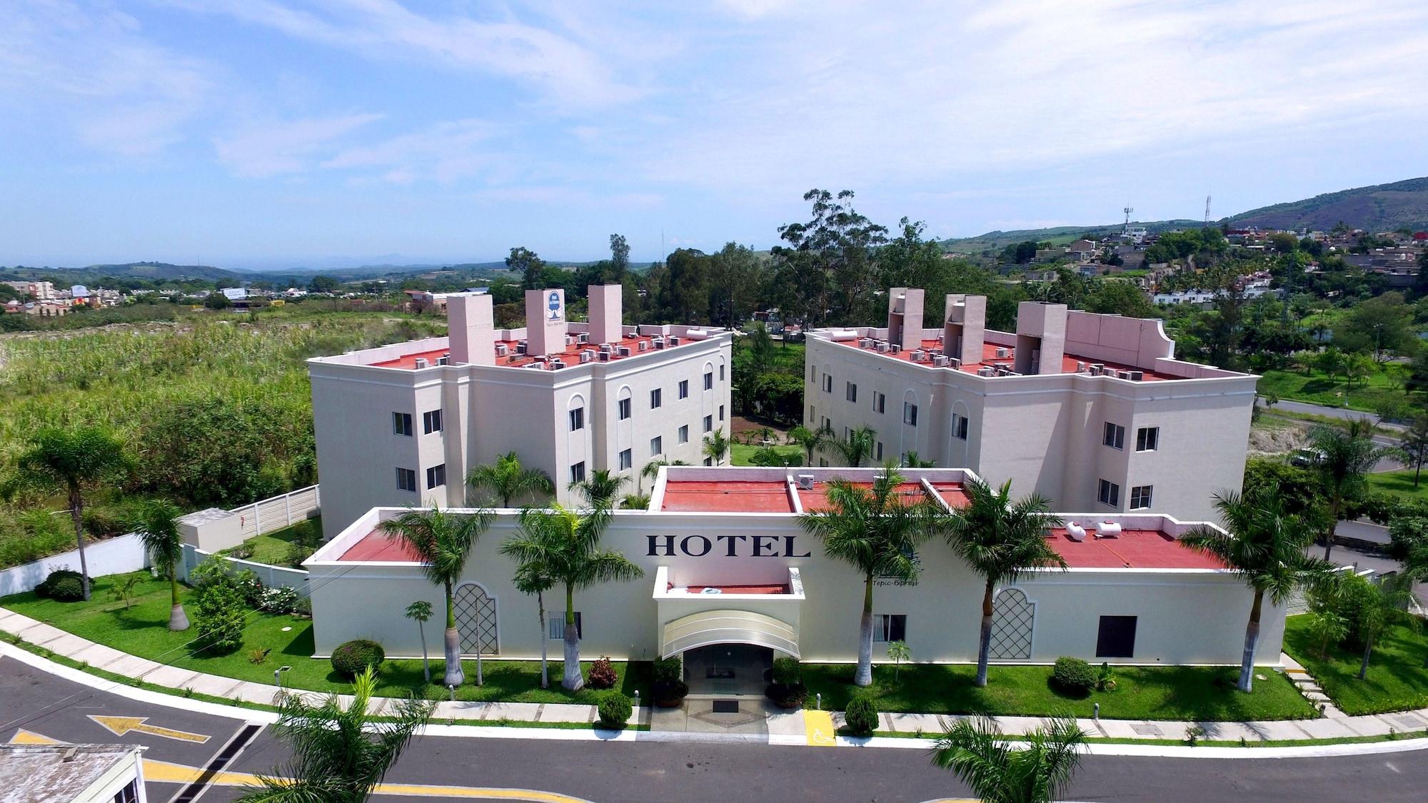 Hotel Las Palomas Tepic Express, Tepic