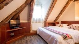 Junior Suite, Kitchenette, City View (1 Private Bedroom)