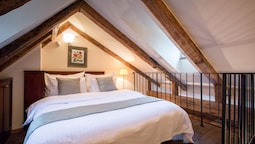 Deluxe Tek Büyük Yataklı Oda, Küçük Mutfak, Şehir Manzaralı