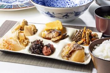 MITSUI GARDEN HOTEL UENO Breakfast buffet