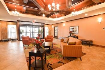 Lobby at Comfort Inn-Western Center, Fort Worth in Fort Worth