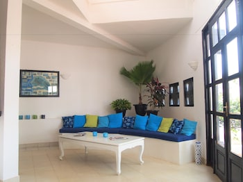 ホテル アフリカ クイーン