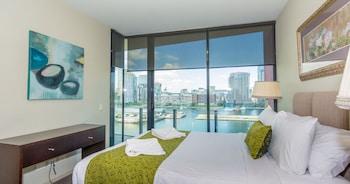 碼頭阿克莫飯店 AKOM AT Docklands