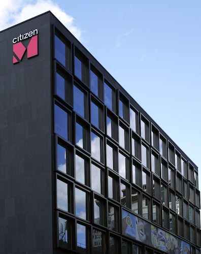 citizenM Hotel Glasgow, Glasgow