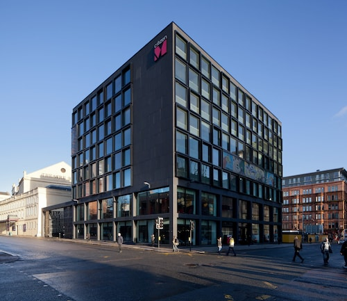 . citizenM Hotel Glasgow