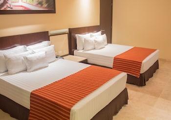 Exclusive Room, 2 Queen Beds, Ocean View