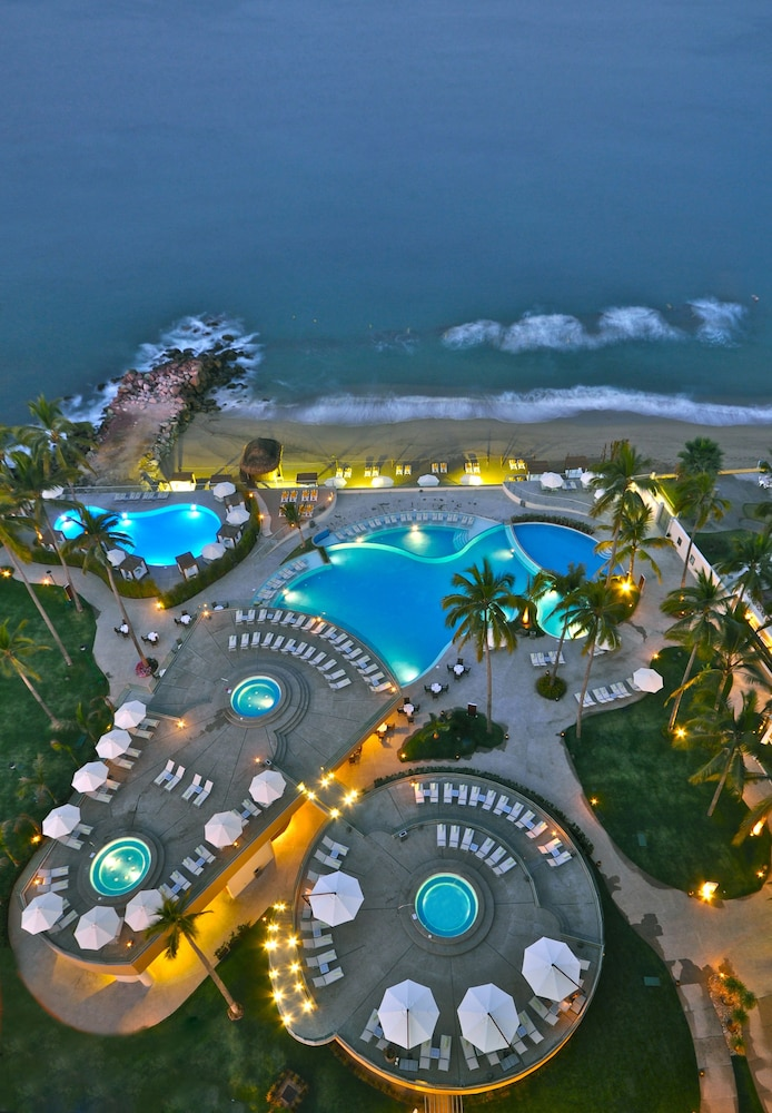 Sunset Plaza Beach Resort Spa Pto Vallarta All Inclusive