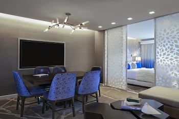 Guestroom at The Cosmopolitan Of Las Vegas in Las Vegas
