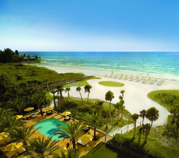 薩拉索塔西埃斯特基海灘住宅俱樂部凱悅飯店 Hyatt Residence Club Sarasota, Siesta Key Beach