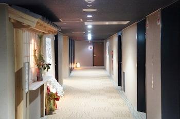 KOBE PORT TOWER HOTEL Hallway