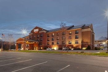 Hotel - Fairfield Inn & Suites by Marriott Charlotte Matthews