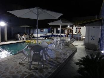普薩達海濱里貝拉俱樂部旅館 Pousada Praia da Ribeira Clube