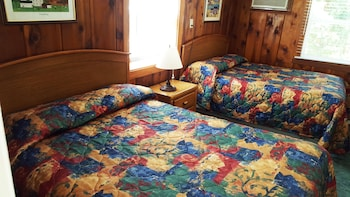 River View Cabin Duplex, Two Double Beds