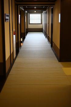 Hida Hanasatonoyu Takayama Ouan - Hallway  - #0