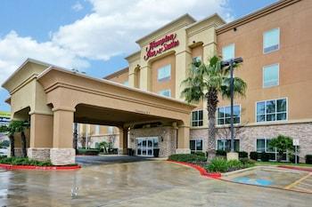 聖安東尼奧 I-35 東北歡朋套房飯店 Hampton Inn & Suites San Antonio/Northeast I-35