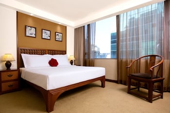 Executive King Room with Free 4G Pocket Wi-Fi Device