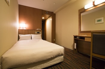 セミダブルルーム 禁煙|15㎡|ホテルサンルートニュー札幌