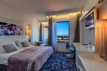 Comfort Double or Twin Room, Balcony, Sea View