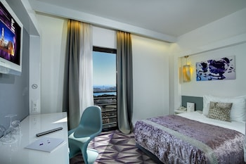 Standard Single Room, 1 Twin Bed, Sea View