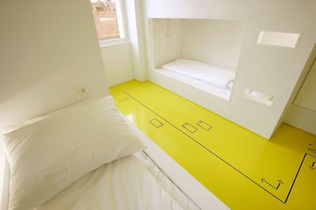 Shared Dormitory (2 beds in a 8-bedded room)