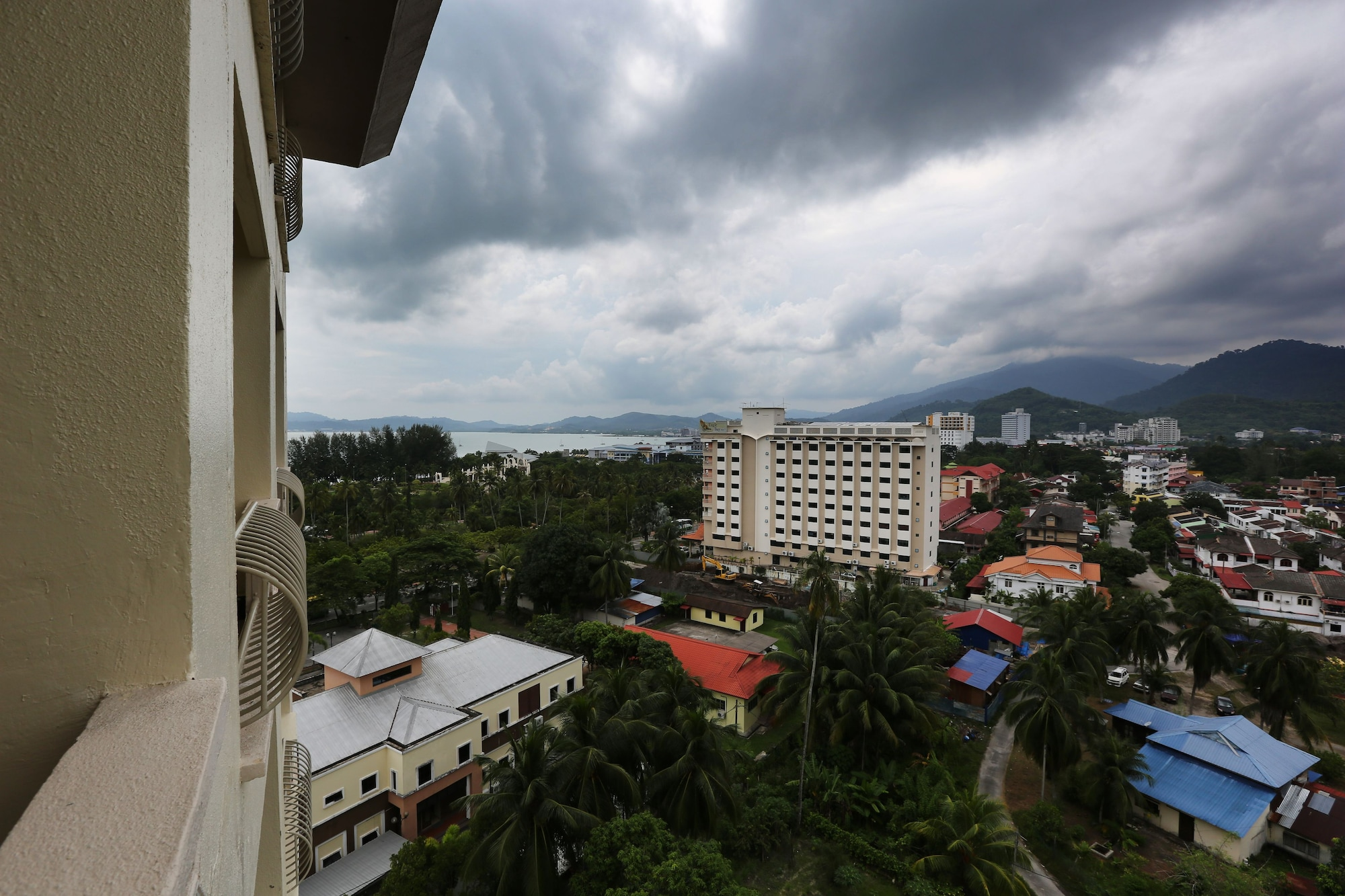 Langkawi Seaview Hotel, Langkawi