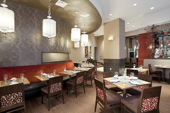 Restaurant at DoubleTree by Hilton New York Downtown in New York