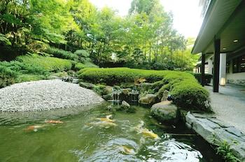 NAKANOBO ZUI-EN - ADULTS ONLY Courtyard