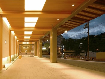 NAKANOBO ZUI-EN - ADULTS ONLY Interior Entrance