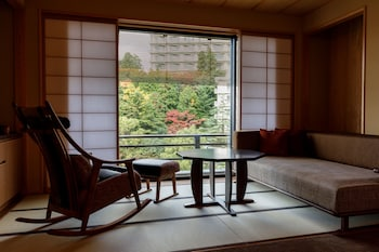 NAKANOBO ZUI-EN - ADULTS ONLY Living Area