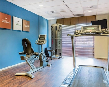 Comfort Suites Blythe - Fitness Facility  - #0