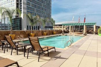 休斯敦市中心大使套房飯店 Embassy Suites Houston Downtown