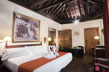 Superior Double Room (Interior Jacuzzi)