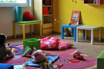 Hotel Alla Rocca - Childrens Play Area - Indoor  - #0