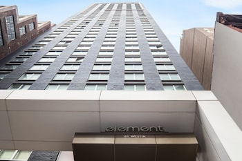 Hotel - Element New York Times Square West