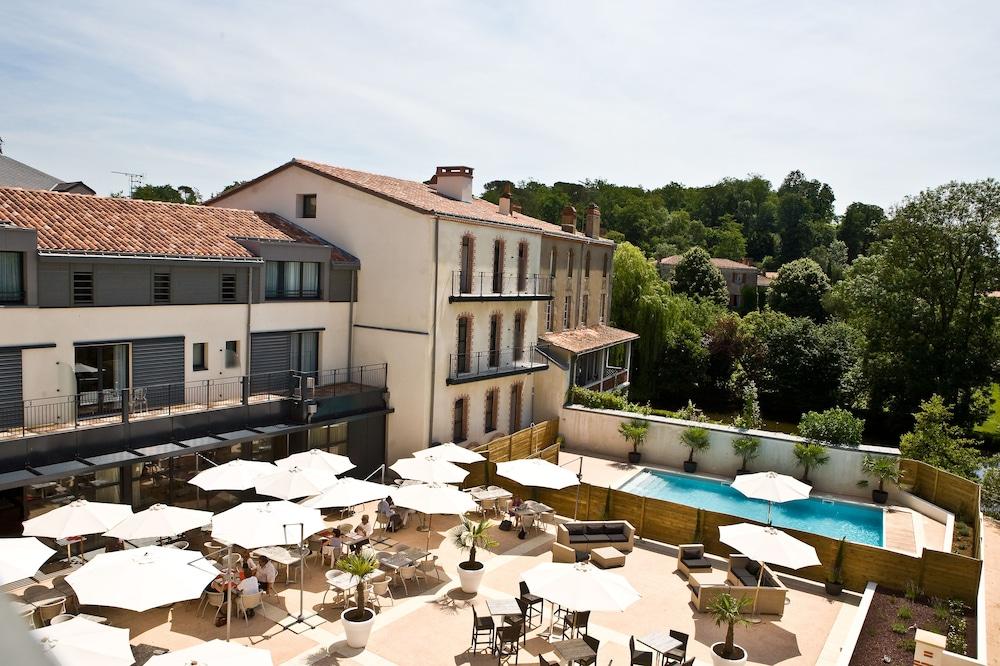 베스트 웨스턴 빌라 생 앙투앙(Best Western Villa Saint Antoine) Hotel Image 56 - Terrace/Patio