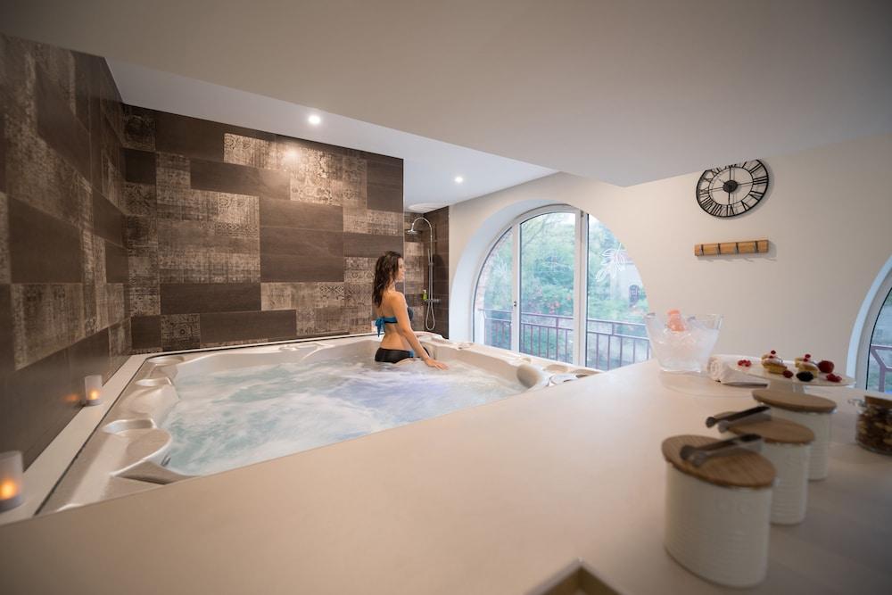 베스트 웨스턴 빌라 생 앙투앙(Best Western Villa Saint Antoine) Hotel Image 30 - Spa