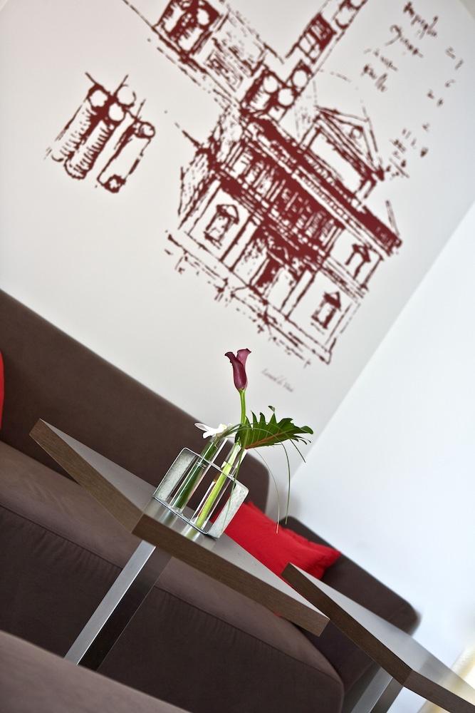 베스트 웨스턴 빌라 생 앙투앙(Best Western Villa Saint Antoine) Hotel Image 52 - Hotel Lounge