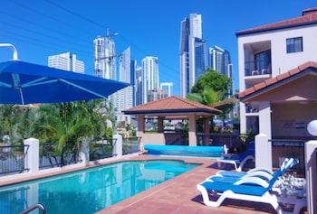 雪佛龍棕櫚假日公寓 Chevron Palms Holiday Apartments