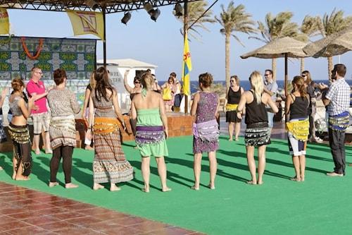 The Three Corners Sea Beach Resort, Al-Qusayr